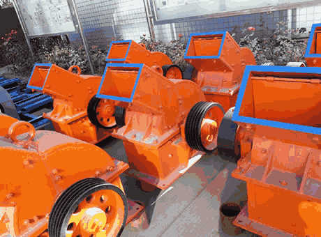 High Quality River PebbleHammer Crusher In Guinea