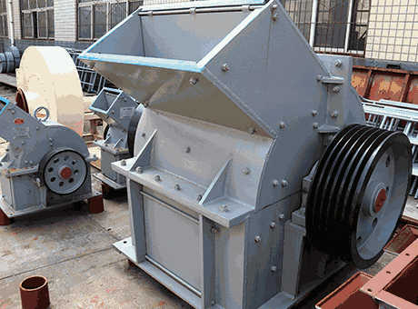 tangible benefits new pyrrhotite hammer crusher sell at a