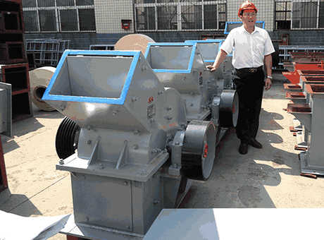 Fier tangible benefits pyrrhotite hammer crusher sell