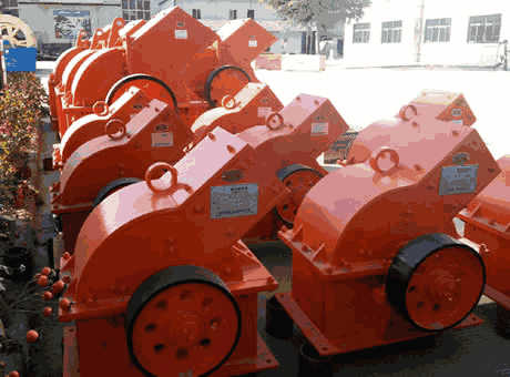 high end environmental chrome ore hammer crusher sell it