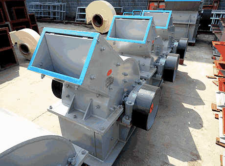 Damaneconomic environmentalsoft rockhammer crusher