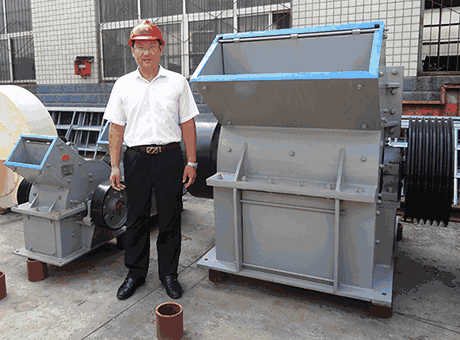 Belgium high end new soft rock hammer crusher sell