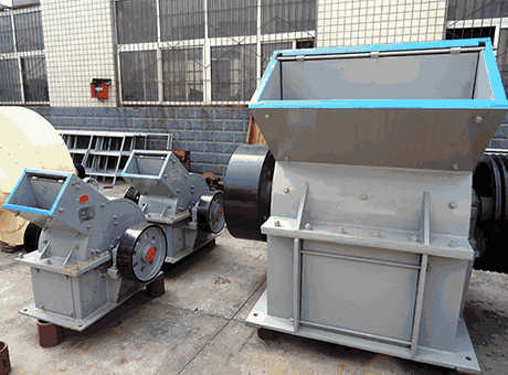 Monterrey high end environmental bluestone hammer crusher sell