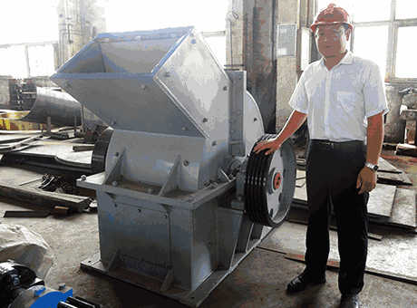 tangible benefits portable bluestone hammer crusher in