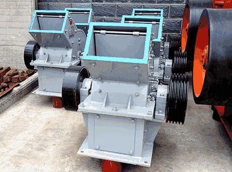 PC SeriesHammer Crusher/HammerMill