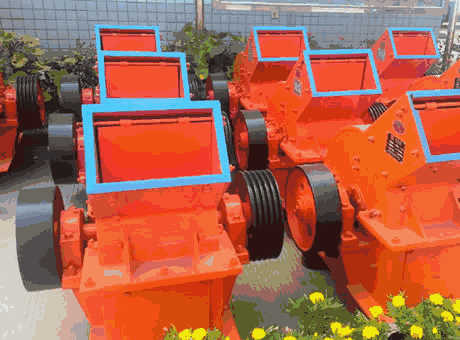 Vancouver tangible benefits portable quartz hammer crusher