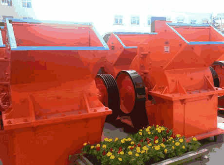 Southeast Asia New Potash Feldspar Hammer Crusher Sell At