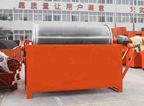 high quality portable chrome ore magnetic separator sell