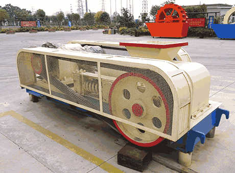 Teheran efficient new bluestone roll crusher sell it at a
