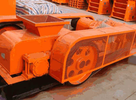 Abadanefficient pyrrhotite toothed roll crusher