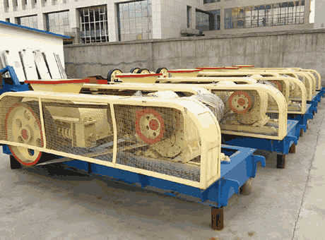Mutare economic large calcite toothed roll crusher for
