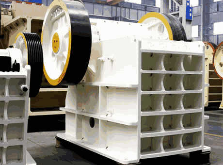 Jaw Crusher|Tangible Benefits EnvironmentalCompound