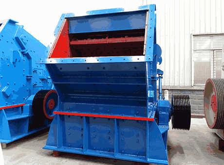 Ulsan City efficient new stone impact crusher for sale