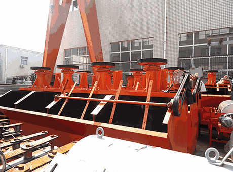 Konakry environmental coal flotation cell price   Equipment