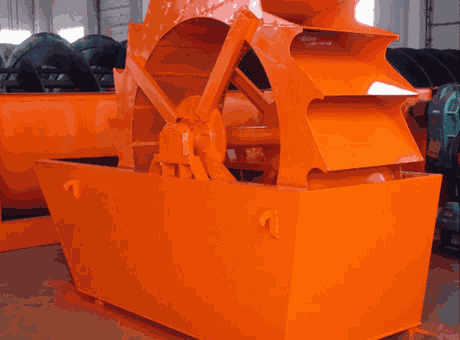 high quality portable ceramsite sand washer price in Firenze