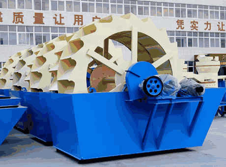 Nice France Europenewpotash feldsparsand washer sell