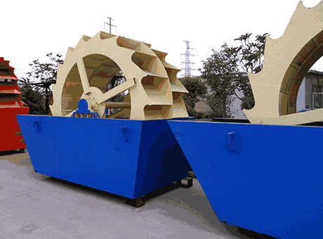 Buenos Aires tangible benefits portablequartz sand washer