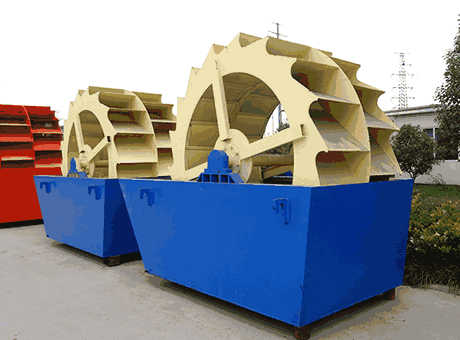 efficient portable ilmenite sand washing machine sell it