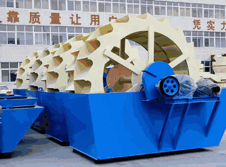 Damaneconomic portable potashfeldsparsand washer sell