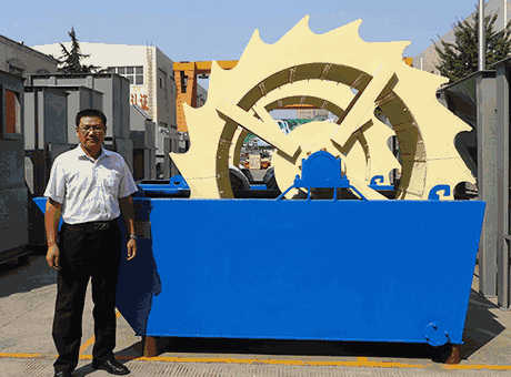Riyadhhigh end large iron ore sand washer sell  Fumine