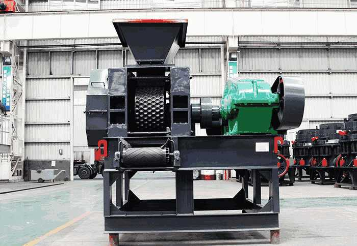 Large Carbon Black Briquetting Machine In Southeast Asia