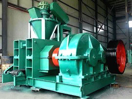 High End Gypsum Briquetting Machine For Sale In Aba