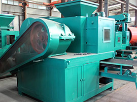 high end small iron ore briquetting machine sell at a loss