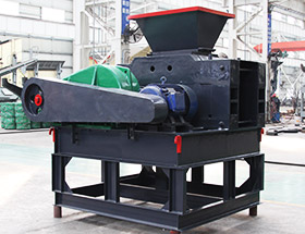 Briquette Machine|MedanEfficient NewKaolin Briquetting