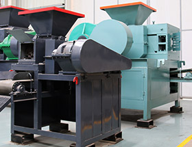 Black ShaleBriquetting MachineIn Algeria