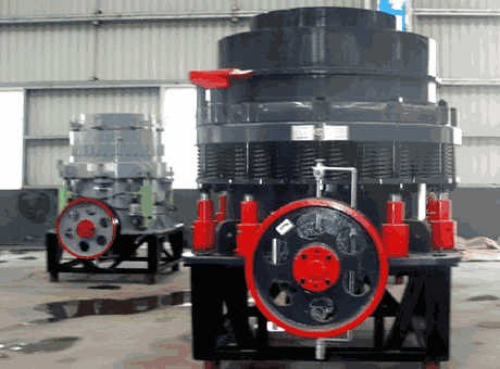 HighQuality MediumGangueHydraulicCone Crusher SellIt