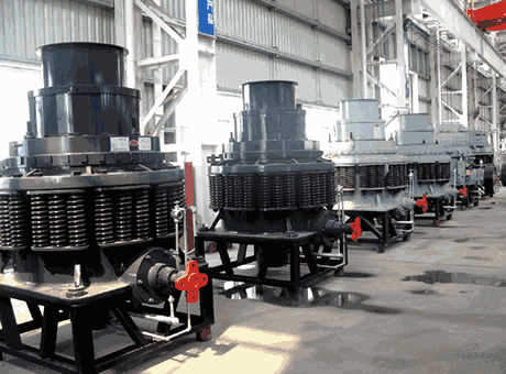 low price new aluminum hydroxide hydraulic cone crusher
