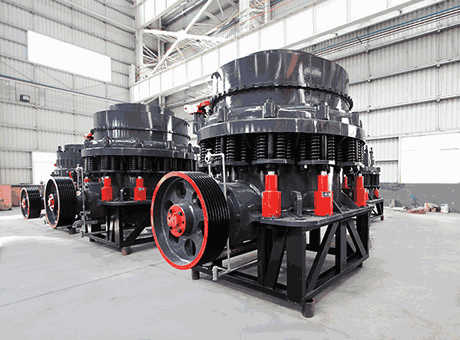 South America efficient portable talc symons cone crusher