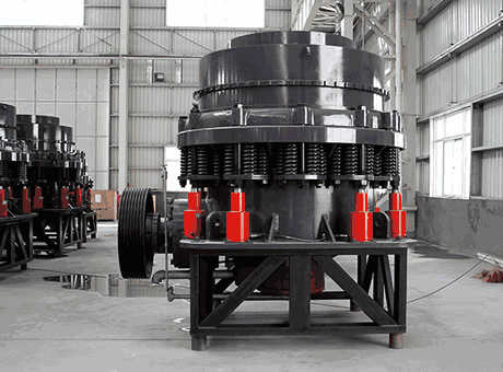 Kairouan efficient small carbon black symons cone crusher