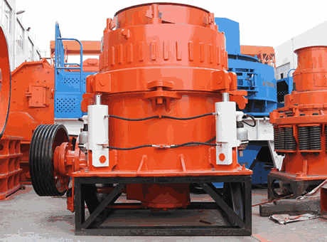 Pokhara tangible benefits new stone hydraulic cone crusher