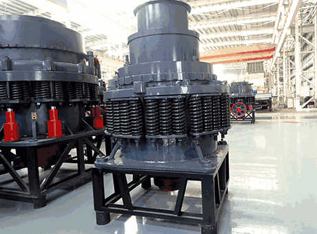 high quality new iron ore symons cone crusher sell at a