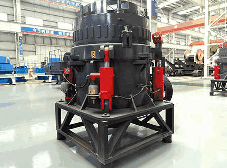 efficient mediumcement clinker symonscone crusher