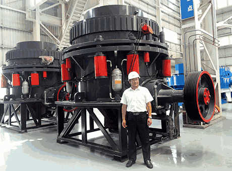 Cone Crusher|Efficient Large Lump Coal Symons Cone Crusher
