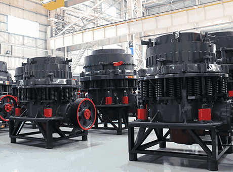 Low Power Gpy SeriesHydraulic Cone Crusher