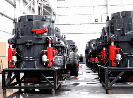 Mendoza low price small ilmenite symons cone crusher sell