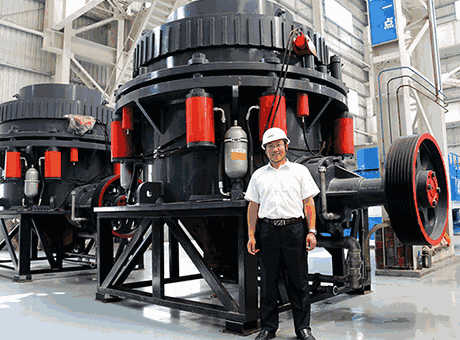 Firth low price bentonitehydraulic cone crusher  Tenic