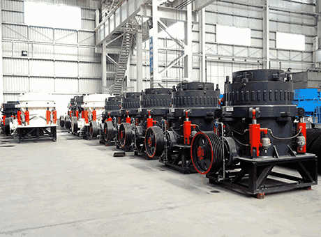Cape Town high end large silicate symons cone crusher
