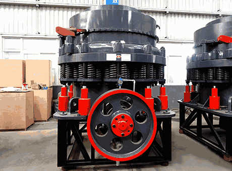 high endsmall pyrrhotite hydraulic cone crusher sell in