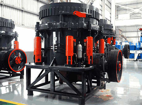 High Quality New Calcining Ore Cone Crusher Sell It At A