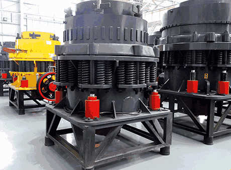 high endenvironmental rock symonscone crusher sellin