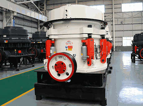 Symons Cone Crusher   Eastman Rock Crusher