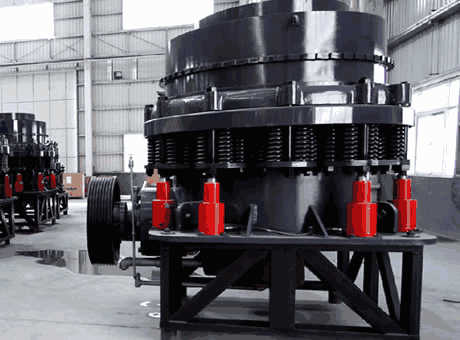 low price large bentonite hydraulic cone crusher in Namur