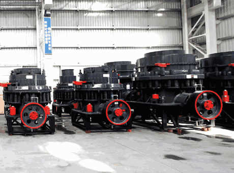 Monrovia efficient calcining ore hydraulic cone crusher
